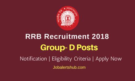 Railway Recruitment Board Group-D Posts – 62907 Vacancies | 10th Class + ITI | Apply Now