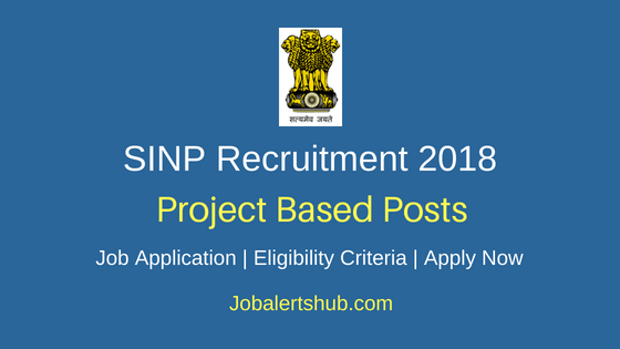 Saha Institute of Nuclear Physics (SINP) Kolkata 2018 Recruitment Project Assistant & Project Trainees Posts – 08 Vacancies | 10th, ITI, Diploma, B.E. /B. Tech/M.Sc | Apply Now