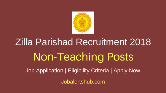 Zilla Parishad (ZP) Parbhani 2018 Recruitment Gruha Pramukh and Accountant Posts – 07 Vacancies | Degree | Apply Now