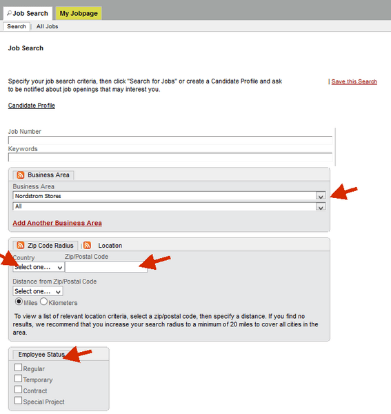 Screenshot-of-the-Nordstrom-application-process-1 Job Application Form Nordstrom on free generic, part time, blank generic,