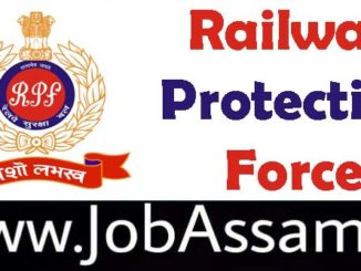 RPF Assam Recruitment 2018
