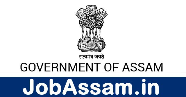 Government of Assam logo