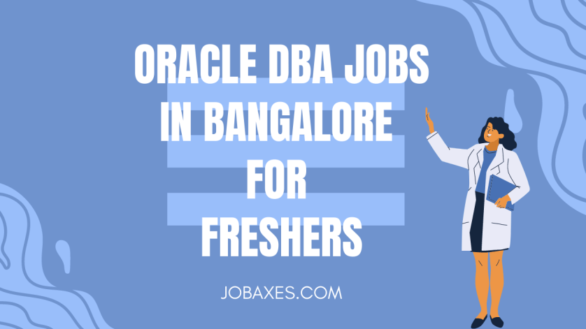 oracle dba jobs in Bangalore