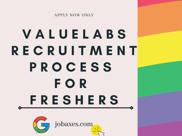 value labs recruitment process for freshers
