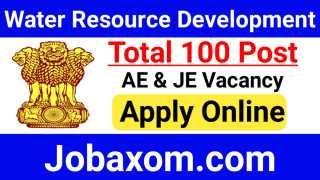 Water Resources and Development Recruitment 2021 - Apply Online for AE & JE Vacancy