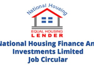 National Housing Finance And Investments Job Circular 2017