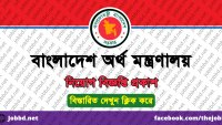 Ministry of Finance Job Circular 2019 Teletalk Application Form