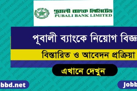 Pubali Bank Job Circular 2020 Online Application -pubalibangla.com