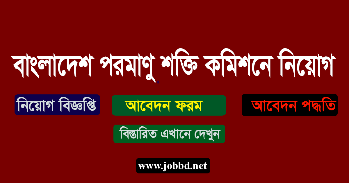 BAEC Job Circular 2020 |Bangladesh Atomic Energy Commission Job