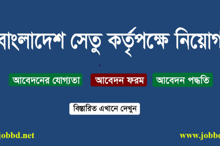Bangladesh Bridge Authority Job Circular 2021 – www.bba.gov.bd