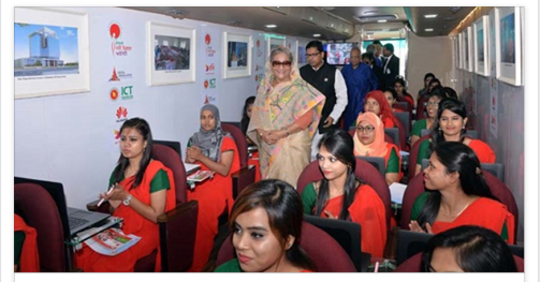Free IT Training for 30000 Women Entrepreneurs in Bangladesh