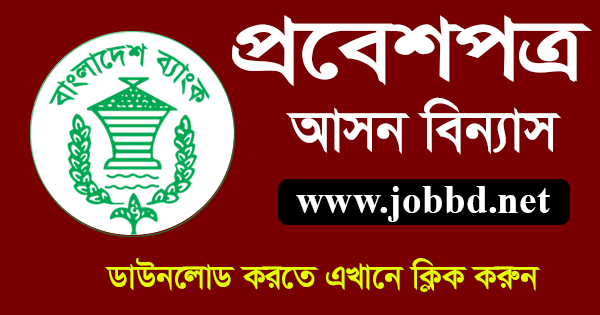 Bangladesh Bank Admit Card Download 2020 Bangladesh Bank Exam Date
