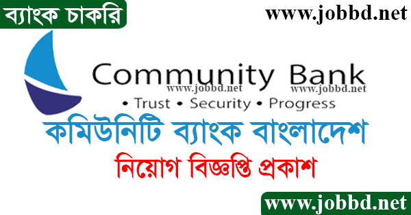 Community Bank Bangladesh Limited Job Circular 2021