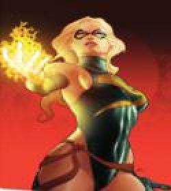 Mrs. Iron Fist