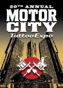 Detroit 2015 Tattoo Expo