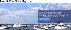 Lake St Clair guide 2015 is here