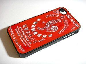 SrirachaPhoneCase
