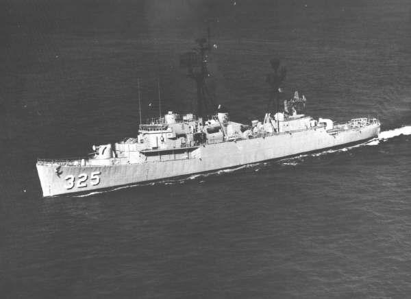 USS Lowe