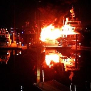 3.2 million dollars burning