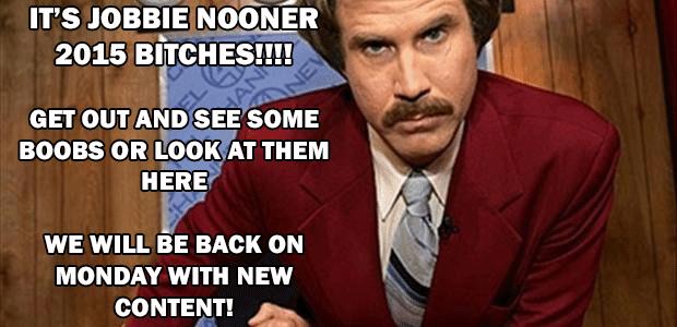 Jobbie Nooner 2015