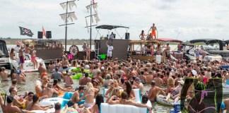 Raft Off 2015 with the Jobbie crew