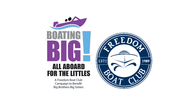 Freedom boat club and Big Brother