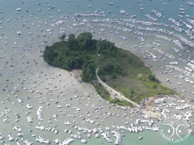 Jobbie Nooner 2013 Aerial photograph