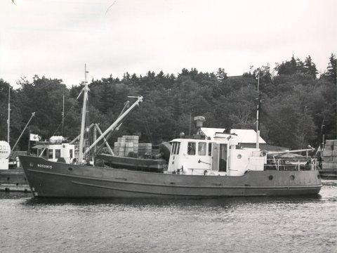 The Nokomis (photo from the Canadian CG site Archives