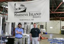 Harsens Island Brewery 808 Gratiot Blvd, Marysville, MI 48040