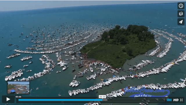 Drone footage of Jobbie Nooner 2016