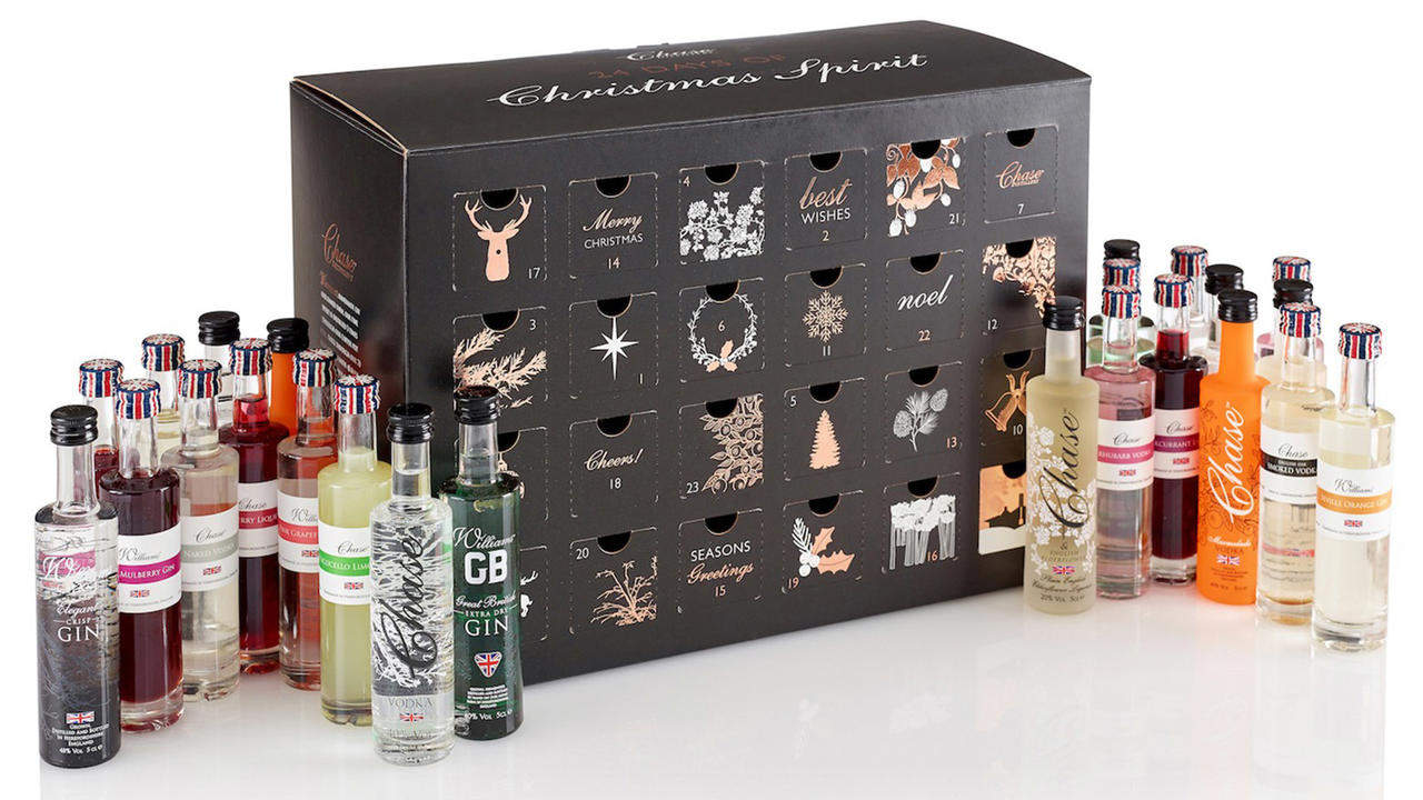 Buy Whiskey Advent Calendar