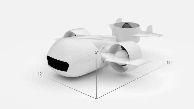 Fathom drone