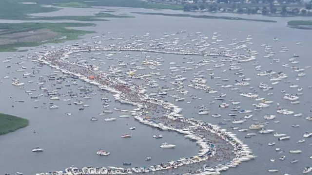 Raft Off 2018 Sat August 11th 2018 Muscamoot Bay Lake