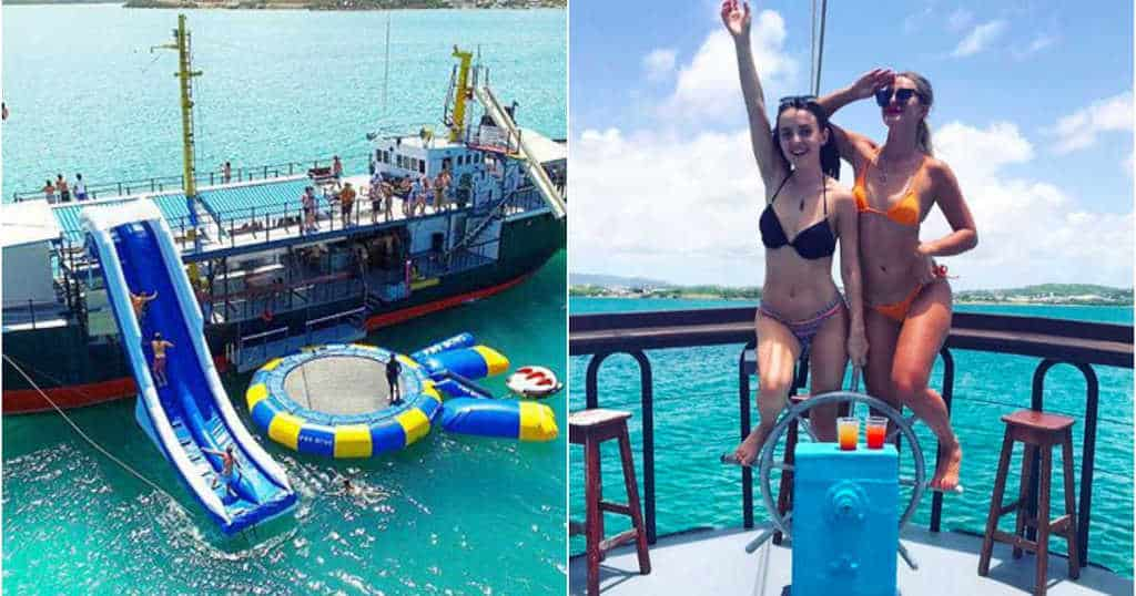 Party Boat Is A Floating Amusement Park And It Looks Insane