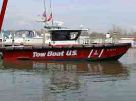 Tow Boat US Lake St Clair