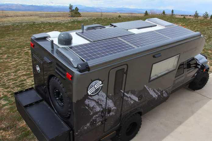 Earthroamer XV-LTS Expedition Vehicle