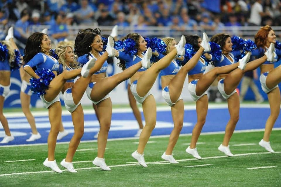 Detroit Lions Cheerleader Tryouts This Sunday Jobbiecrew Com