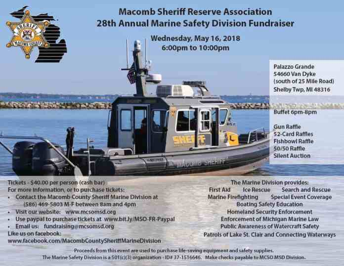 Macomb County Sheriff Marine Division