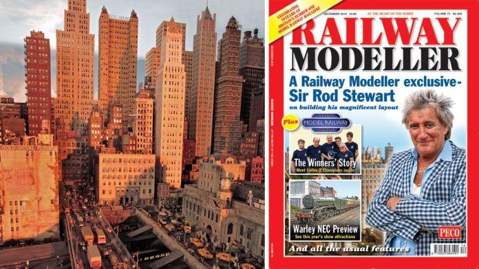 rod stewart's model railway - photo #10