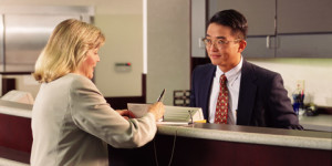 Bank Teller job description, duties, tasks, and responsibilities