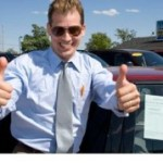 Working as a Car Salesman