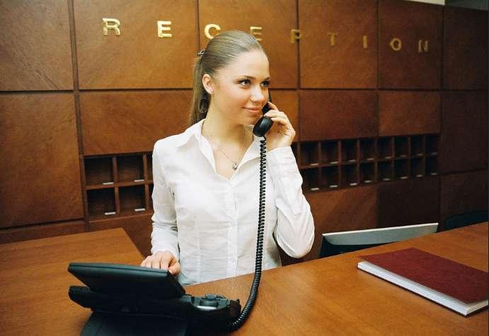Hotel Receptionist Job Description Sample | Job Description and ...
