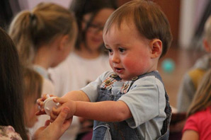 Childcare worker resume