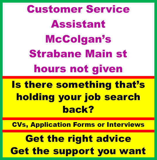 Customer Service Assistant  Job Directions