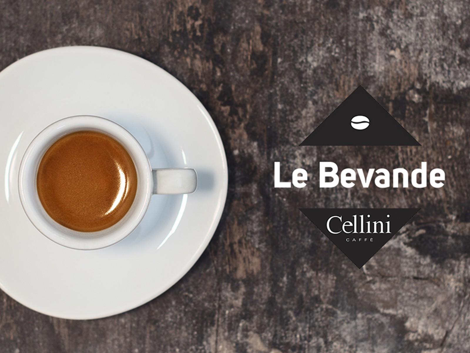 Le Bevande di Cellini Caff  Shooting fotografico