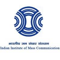 Indian Institute of Mass Communication logo Graduates Jobs