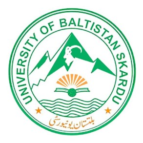 University of Baltistan Skardu Logo
