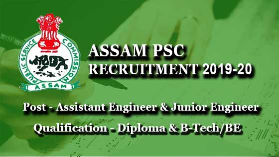 assam-psc-recruitment-2019-for-ae-je