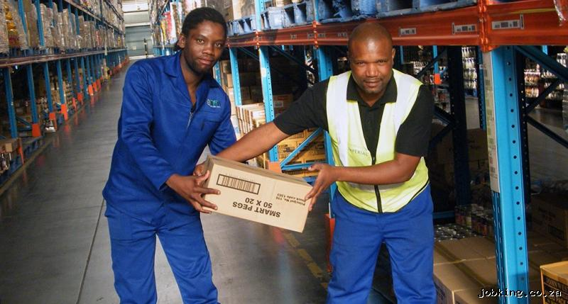 General Workers Needed at Warehouse  Johannesburg