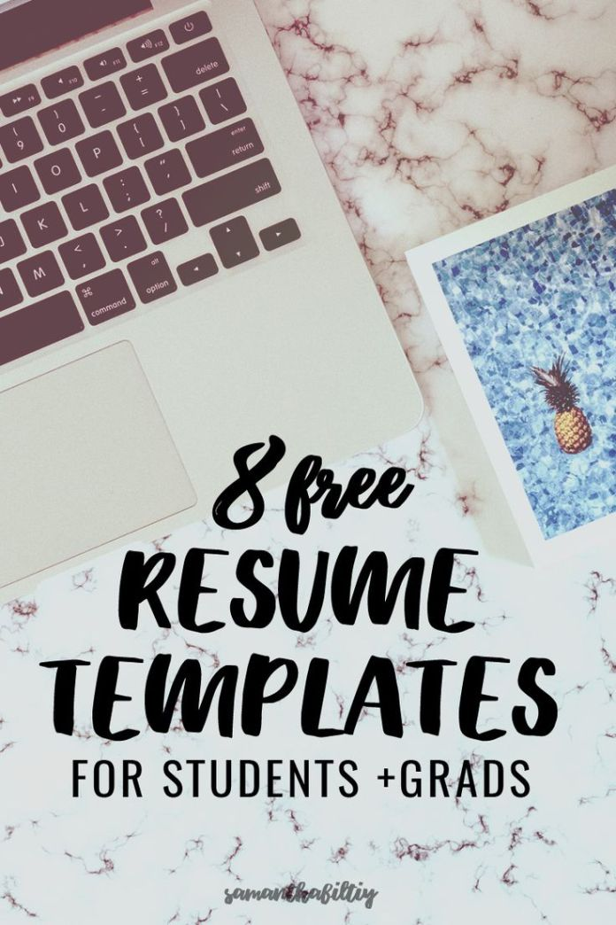 career infographic   free resume templates great for
